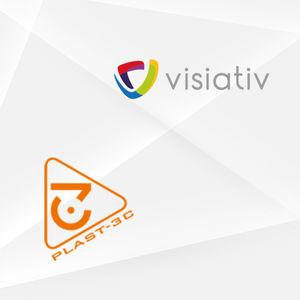 Merci à Visiativ pour la mise en place de SOLIDWORKS chez PLAST3C!